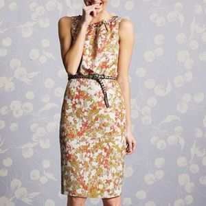 Boden Limited Edition Retro Dress Sequin Detail